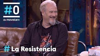 LA RESISTENCIA - Entrevista A Antonio Ramos | #LaResistencia 23.04.2019