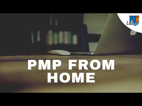 PMP from Home! - YouTube