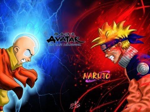 Naruto vs Aang: who would win
