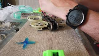 FPV Workbench Working on 2inch analog HD Cine Whoop For Flying around people safely...