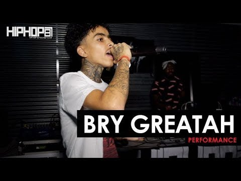 """Bry Greatah Performs """"Fear None"""" & More at The HipHopSince1987 Festival (A3C Week 2018)"""
