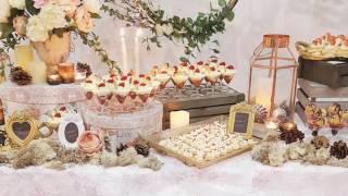 Wedding Dessert Table 07.01.2017