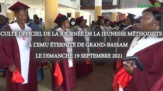 CULTE DE L'ESPERANCE DU DIMANCHE 03 OCTOBRE 2021