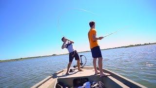 2v2 MTB SLAM Fishing Challenge!!! - Video Youtube