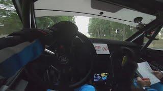 Rally Estonia 2020 - Kajetanowicz / Szczepaniak - pre-event test - Skoda Fabia R5 evo