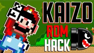 KAIZO MARIO WORLD ROM/HACK | Korosu Mario World