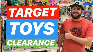 LIVE! TARGET TOY CLEARANCE 🔥🔥