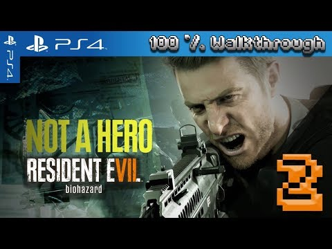 Resident Evil 7 Biohazard Not A Hero Walkthrough By Qm6fm0jogkz97jh1rdviq Game Video Walkthroughs