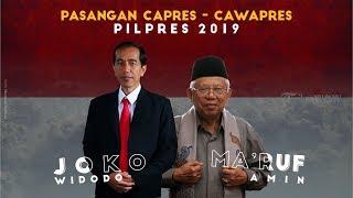 Jokowi: Jusuf Kalla Setuju Jadi Ketua Tim Pemenangannya