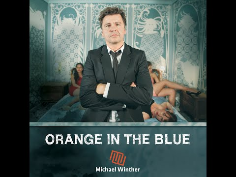 Michael Winther - Orange in the Blue
