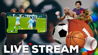 How To Watch Live TV FREE on iPhone/Android (SPORTS) 2017/18