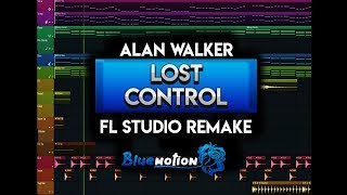 Alan Walker - Lost Control (Instrumental/FL Studio Remake)
