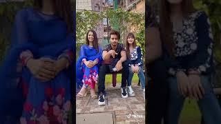 Hasnain Khan And Jumana Khan Best Tik Tok Video Hasnaink07