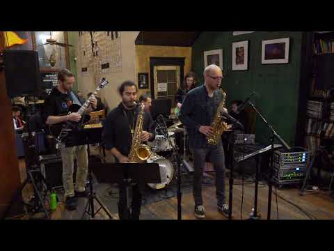 A recently composed jazz/funk tune with my group Half Past.