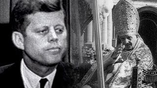 JFK Takes On Catholic Controversy