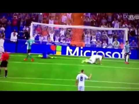 Real Madrid vs betis sevilla 5-0 All goals