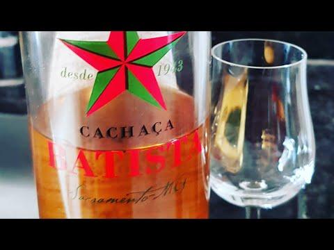 Batista – Cachaça de Minas – Destilados Brasil – Review #28