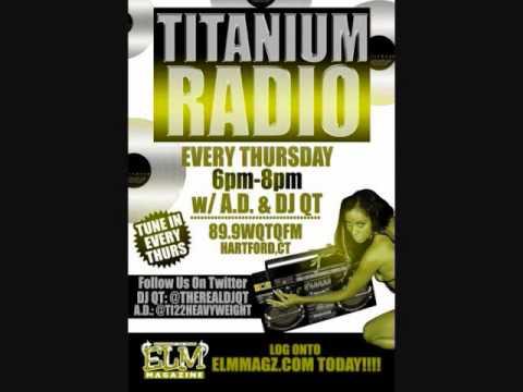TITANIUM RADIO PROMO 001