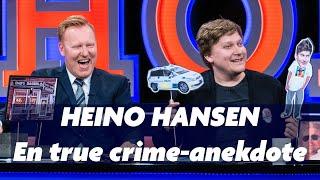 Heino Hansen: En anekdote fra den kriminelle underverden
