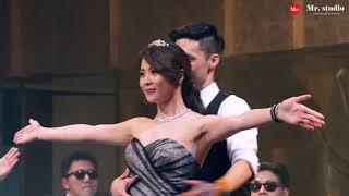 創意婚禮二進:警官新郎使出八極拳,搶救纜車上的主播新娘 Best Wedding Dance Ever