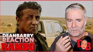 Rambo: Last Blood (2019) Movie Teaser Trailer REACTION