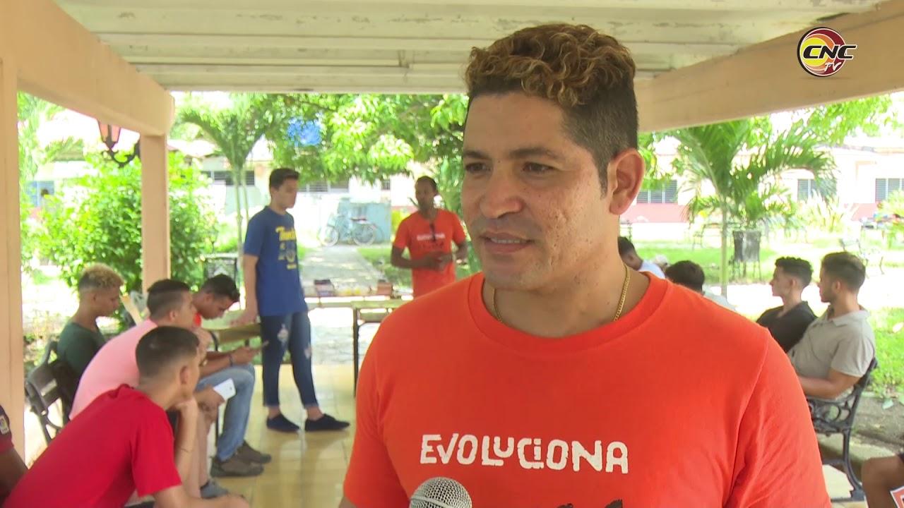 Mantiene un activismo destacado Plataforma de hombres cubanos por la no violencia en Granma