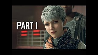 DETROIT BECOME HUMAN Walkthrough Gameplay Part 1 - FIRST TWO HOURS!!! (PS4 Pro 4K Let