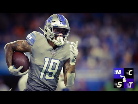 Detroit Lions Have Made Decision om Kenny Golladay!!! (Reportedly)