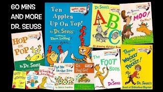 Dr. Seuss Books | 60 Minutes And More Compilation