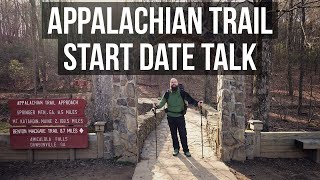 Appalachian Trail Start Date Talk | Would I Have Changed Mine?