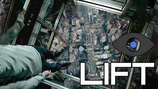 """Using VR to fight acrophobia! ■ A look at """"Lift"""" for the Oculus Rift DK2"""