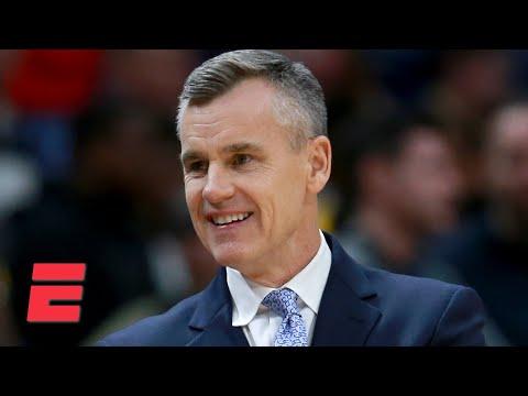 Woj details the Bulls' pursuit of former OKC head coach Billy Donovan | KJZ