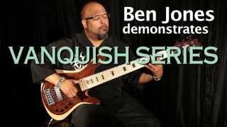 Carvin Guitars Vanquish 69,000, V69K 6 String Bass Guitars Demo