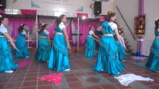 Danza Mekaddesh- HAY LIBERTAD EN LA CASA DE DIOS