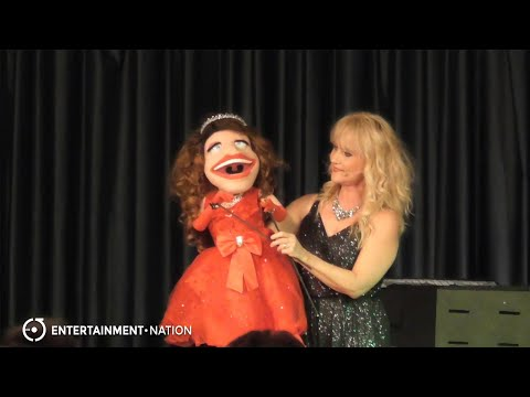 Louise The Ventriloquist - Live Cabaret