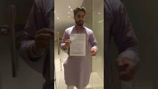 Cyprus Student Visa : Navdeep Singh