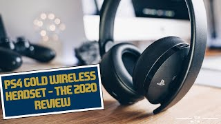 Playstation 4 GOLD Wireless Headset - THE 2020 Review - Still a great buy for the PS5?