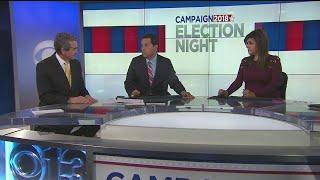 2018 California Midterm Election Night Update