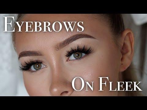 Die PERFEKTEN Augenbrauen - Tutorial | PaulinaMary