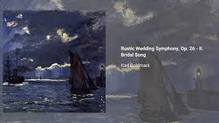 Symphony no. 1 'Rustic Wedding', Op. 26