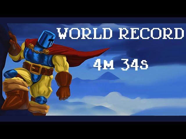 Jump King Speedrun in 4:34 IGT/4:58 RTA (Former WR)