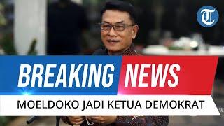 BREAKING NEWS - Moeldoko Ditetapkan Jadi Ketua Umum Demokrat Versi KLB Sibolangit