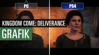 Kingdom Come Deliverance PS4 vs. PC - Graphics comparison / Grafikvergleich