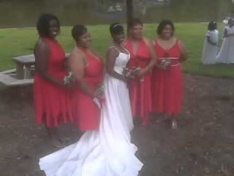 My Cousins Theresa's Wedding Photos