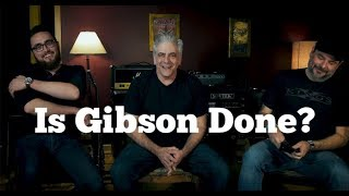 Gibson Guitars - What's the Deal?