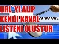 Video for iptv kanal listesi olusturma