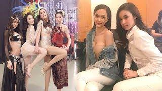 Hương Giang Idol hành động khôn ngoan tại Hoa hậu Chuyển giới Quốc tế - TIN TỨC 24H TV