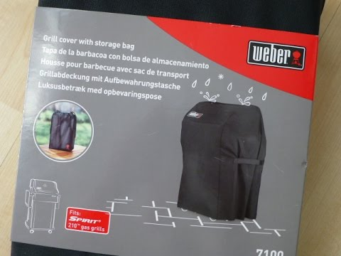 Weber Luxus Abdeckhaube 7100 Spirit 210