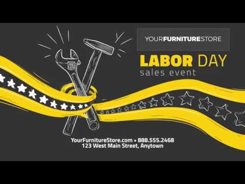 Labor Day Sales Event - 6 Second - 2018