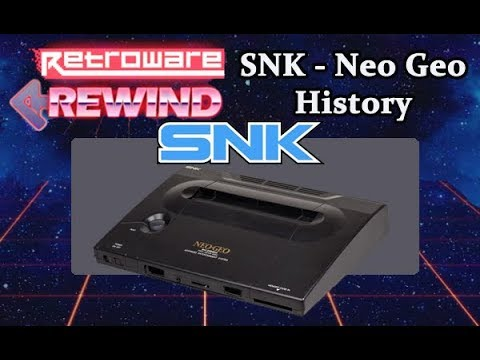 SNK - Neo Geo History - Retroware Rewind - 2008